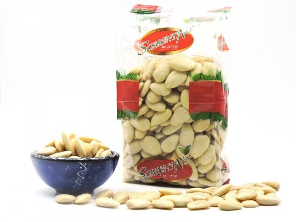blanched almonds kilo