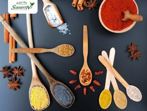 dried fruit and spice For health - Sale of spices and